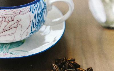 Spring Digestive Tea